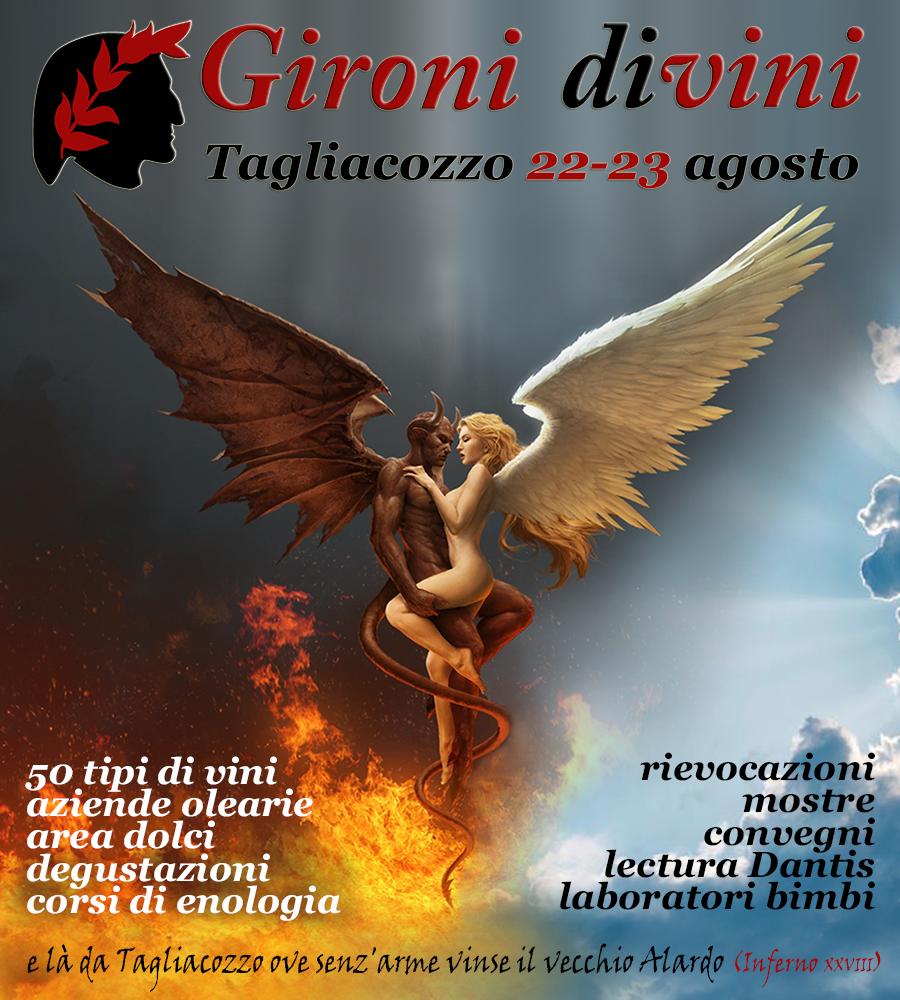Gironi divini 2014, Tagliacozzo