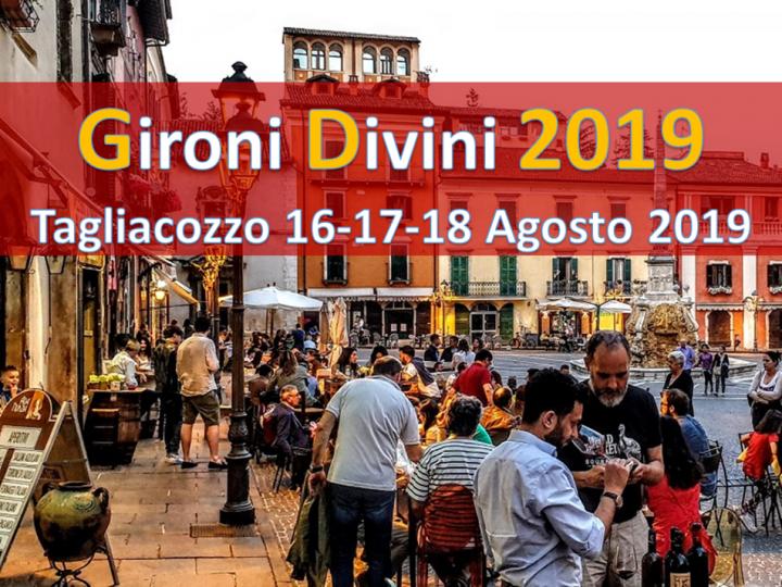 Gironi Divini 2019 foto piazza